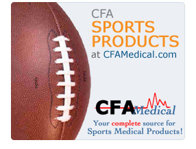 CSG™ Sports Products at CFAMedical.com
